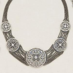 Touchstone Crystal by Swarovski Angelique Collar